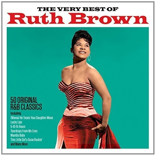 Ruth Brown - the Very Best of Ruth Brown [double Cd]