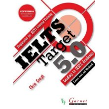 IELTS Target 5.0 Course Book and Workbook and Audio DVD by Chris Gough