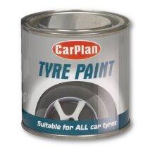 CarPlan Tyre Paint - 250ml