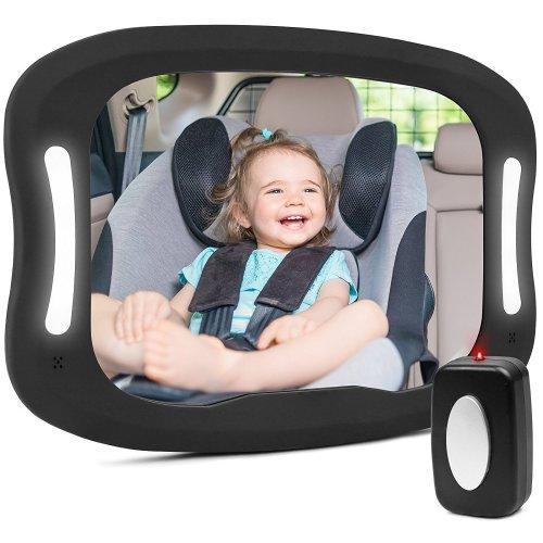 IN CAR BABY MIRROR