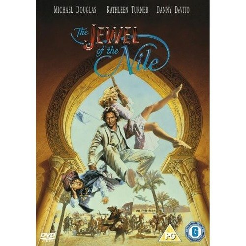 The Jewel Of The Nile DVD [2005]