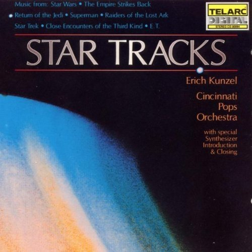 Cincinnati Pops Orchestra and Erich Kunzel - Star Tracks [CD]