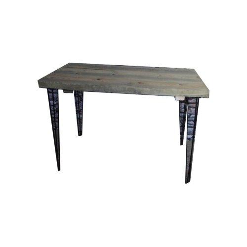 Wooden Hairpin Leg Table