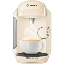 Tassimo by Bosch Vivy 2 TAS1407GB Pod Coffee Machine - Cream