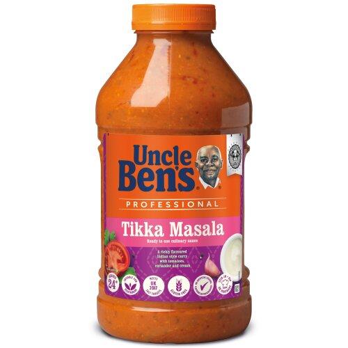 Uncle Ben's Professional Tikka Masala Sauce - 2x2.24kg