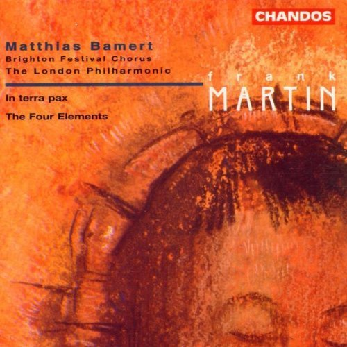 London Philharmonic Orchestra - Frank Martin: In terra pax; The Four Elements [CD]