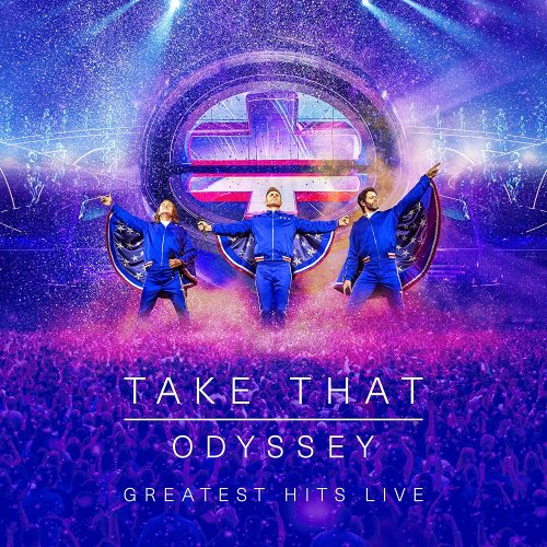TAKE THAT - ODYSSEY GREATEST HITS LIVE (BLU RAY)