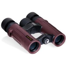 PRAKTICA Pioneer 10x26 Binoculars Red