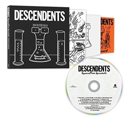 Descendents - Hypercaffium Spazzinate [CD]