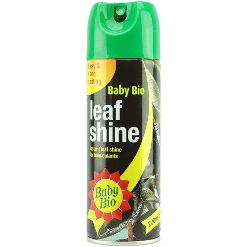 Baby Bio Leaf Shine Houseplant Care, Ready-to-use