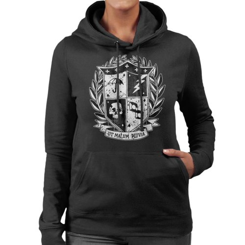 The Umbrella Academy Crest Women's Hooded Sweatshirt