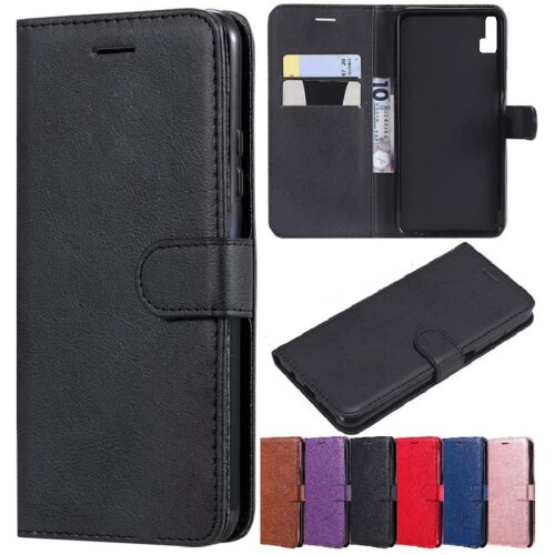 Case for Honor 20 Pro PU Leather Wallet Stand Cover Flip Case