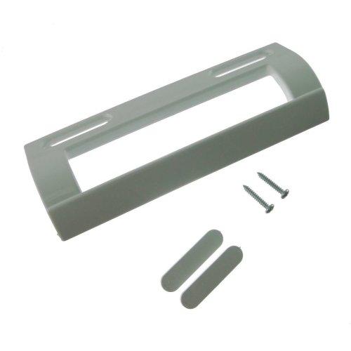 Gorenje and Haier Universal White Fridge Freezer Door Handle 80mm-150mm
