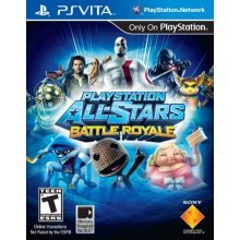 PlayStation All-Star Battle Royale-Nla - Used