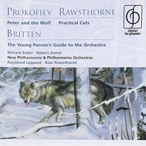 Richard Baker/robert Donat - Prokofiev: Peter and the Wolf [CD]