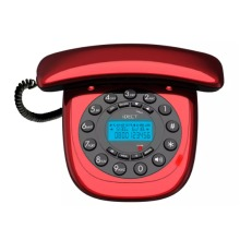 iDECT 10H4618 Carrera Corded Telephone - Single