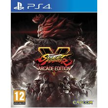 Street Fighter V Arcade Edition (PS4) - Used