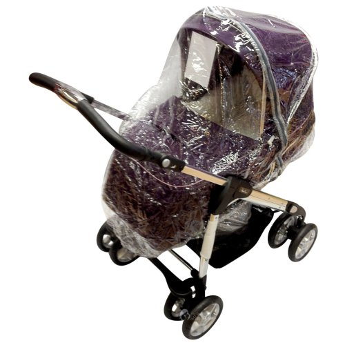Raincover Compatible with Silver Cross Pop Pushchair