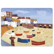 Pimpernel St Ives Windbreak Placemats Set of 6