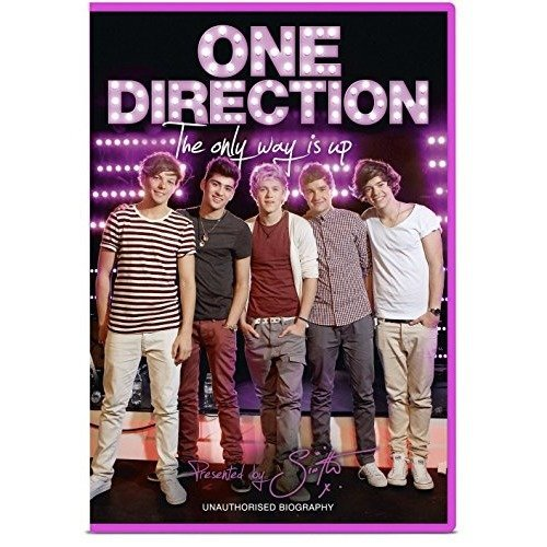 One Direction - The Only Way Is Up DVD [2012]
