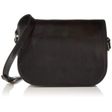 26x21x12 cm - Leather Bag - made in Italy