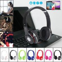Wireless Headphones Bluetooth Headset Microphone