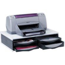 Fellowes Machine Organiser Plastic Black,Grey,White desk tray