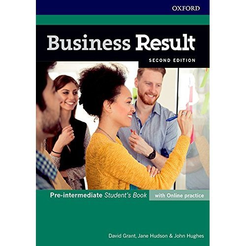 Business Result: Pre-intermediate: Student's Book with Online Practice: Business English you can take to work today