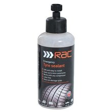 RAC replacement sealant for all compressors puncture repair tyre
