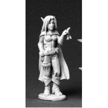 Reaper Dark Heaven Legends 03566 Valloa, Female Elf Thief DYOM