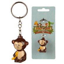 Fun Collectable Monkey Keyring