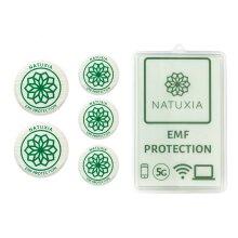 Natuxia EMF Protection Mobile Phone, Laptop, Wifi, 5G