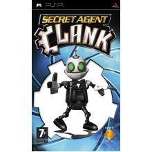 Secret Agent Clank (PSP) - Used