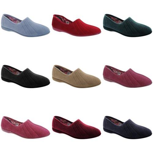 GBS Audrey Ladies Slipper / Womens Slippers
