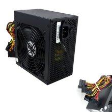 500W 12CM Silent Fan PC Power Supply ATX Computer PSU 500 Watt SATA