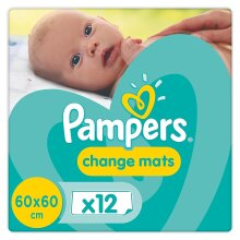 Pampers 12 Change Mats