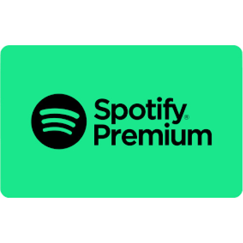Spotify Premium 1 Year Service No Adverts Offline Listening