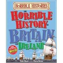 Horrible History of Britain and Ireland - Used