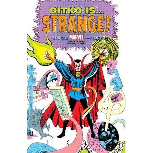 Ditko Is...... Strange!