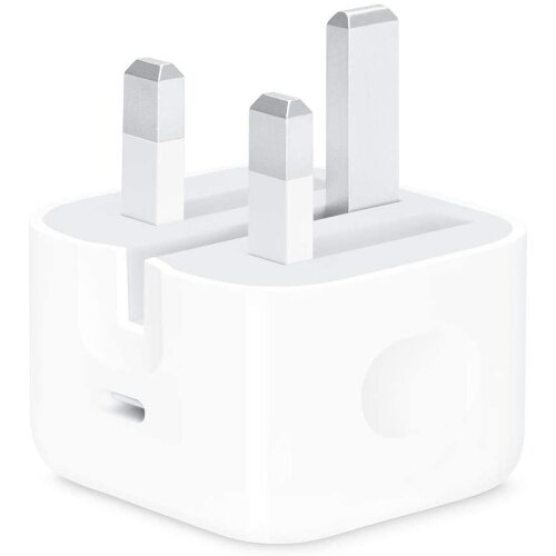 20W USB-C Power Adapter Type-C Power Delivery Wall Plug for Apple iPhone