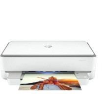 HP ENVY 6032e All-in-One Wireless Inkjet Printer with HP+ - Used