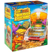 Coin Push Machine Have Hours of Fun  For 4 Years Children's- Dino