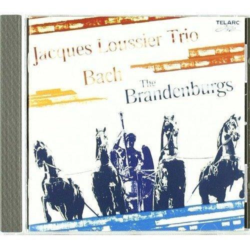 Loussier Jacques - Bach:the Brandenburgs [CD]