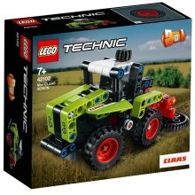 Lego Technic 42102 Mini Claas Xerion Tractor