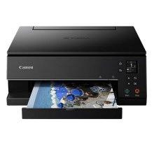 "Multifunction Printer Canon Pixma TS6350 1,44"" OLED 15 ipm 1200 dpi WiFi Black"