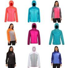 Regatta Womens/Ladies Andreson IV Lightweight Hooded Hybrid Jacket
