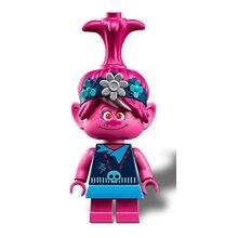 LEGO Trolls World Tour Poppy Minifigure from 41254 (Bagged)