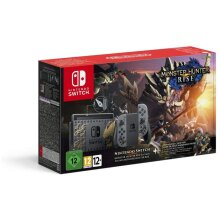 Monster Hunter Rise Edition Nintendo Switch Console