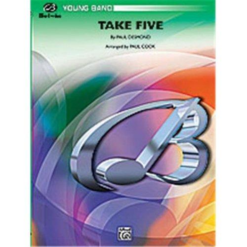 Alfred 00-0139TB3X TAKE FIVE-CB
