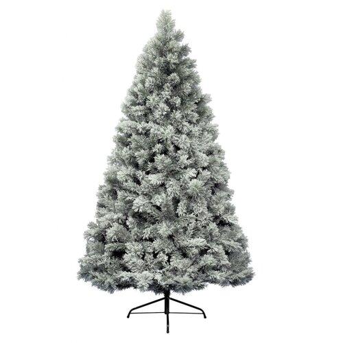 Kaemingk Vancouver Snowy Mixed Pine Tree 120cm - 9945368